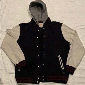 American Eagle baseball style jacket